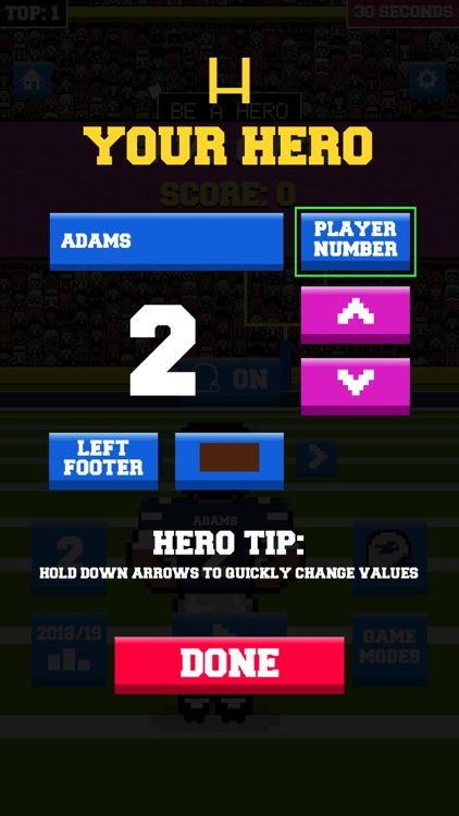 Field Goal Hero screenshot-4