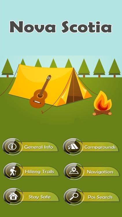 Nova Scotia Camping & Trails