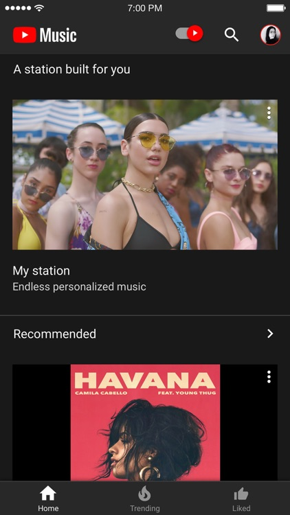YouTube Music screenshot-0