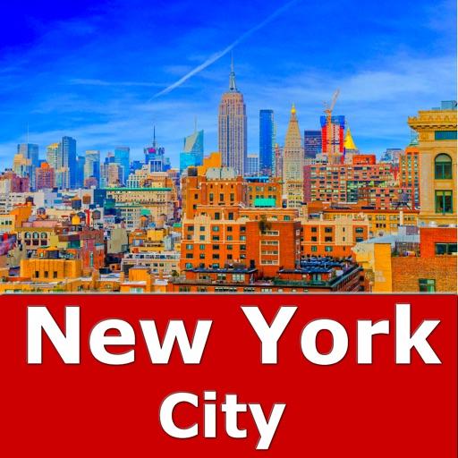 New York – City Travel Map