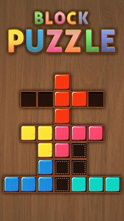 Block Puzzle Wood Classic screenshot-3