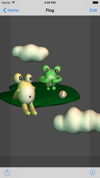 MagicalSketch 3D