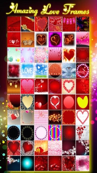 Photo Frames : Love Edition screenshot three