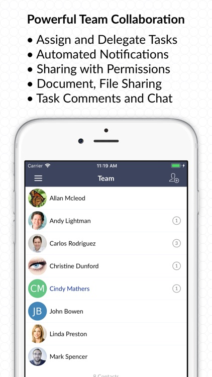 Hitask: Team Task Management