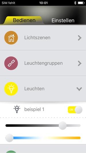 Nolte Kuchen Beleuchtung Bt On The App Store