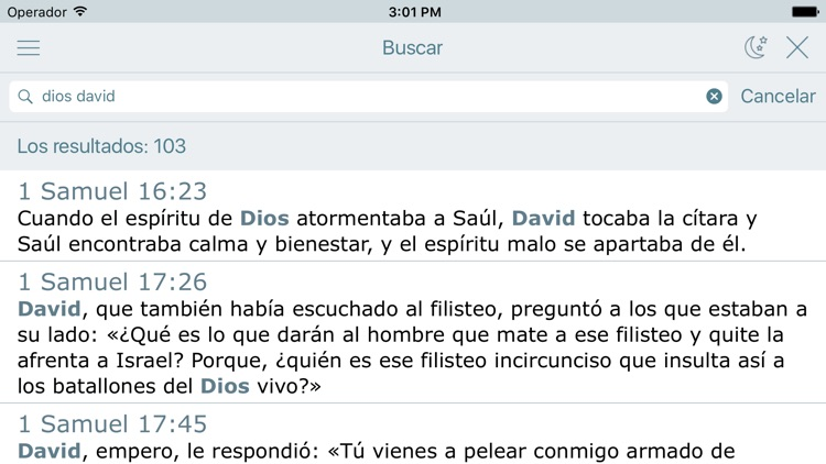La Biblia Latinoamericana screenshot-3