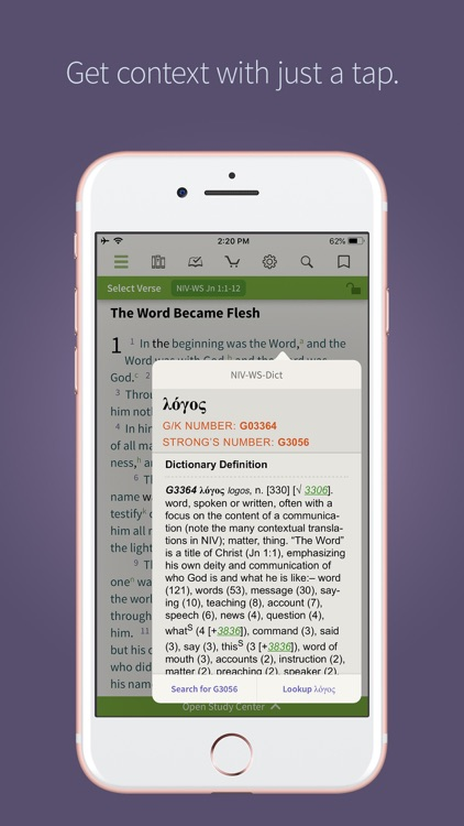 Bible by Olive Tree screenshot-8