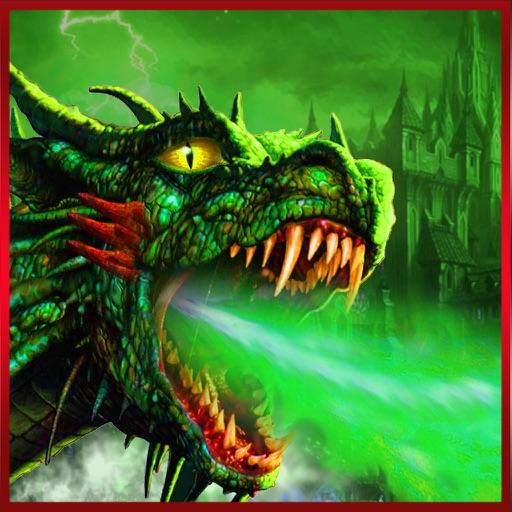 Dragon Hunter Fantasy Art