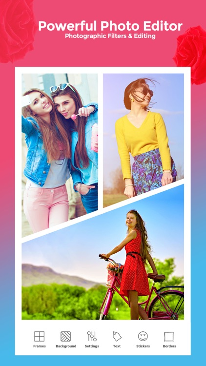 Frames - Picture Collage Maker
