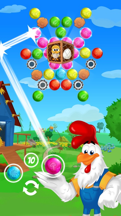 Farm Bubbles screenshot-0