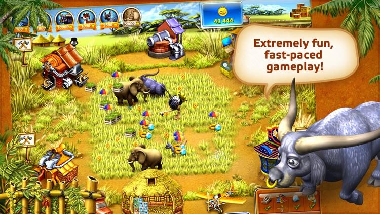 Farm Frenzy 3 Madagascar screenshot-4