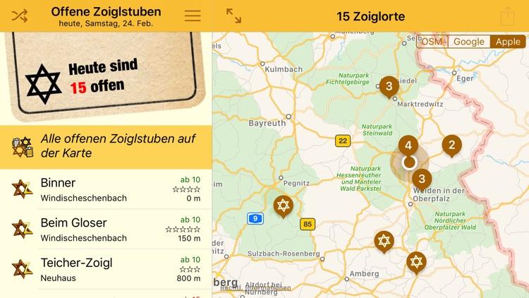 Zoigl-Kalender screenshot-8