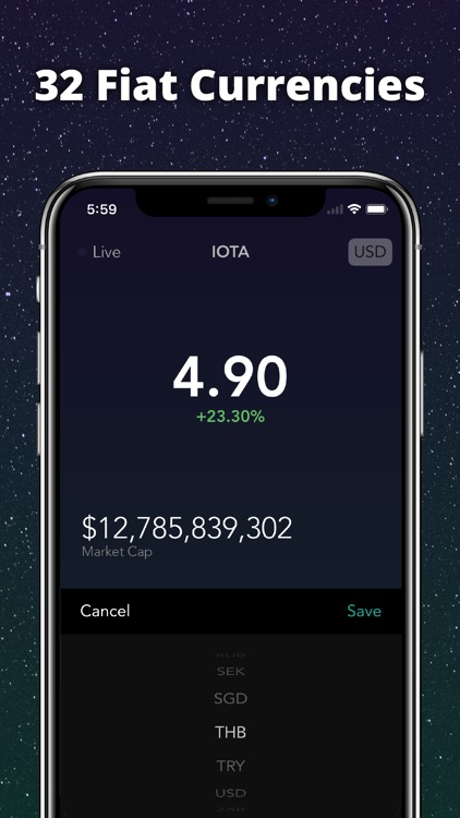 IOTA Tracker Live screenshot-3