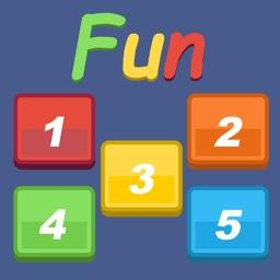 Fun Number Tag