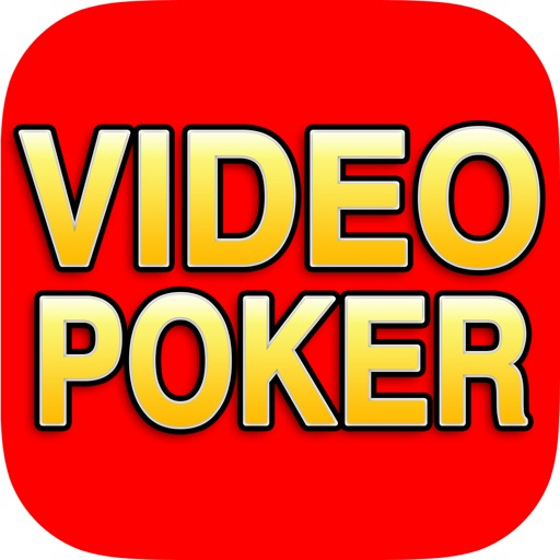 Video Poker  - FREE Multihand Casino Free Video Poker Deluxe Games iOS App