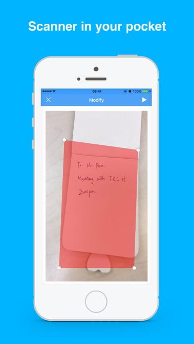 Easy Scanner - Document Scanner screenshot two