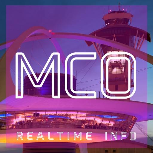 MCO AIRPORT - Realtime Flight Info - ORLANDO INTERNATIONAL AIRPORT