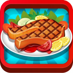 Fishing and Cooking game - Crazy kitchen adventure and real fish cooking game