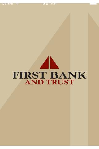 First Bank and Trust NOLA screenshot 1