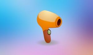 Hairdryer App - Baby Calming and Sleeping-Aid