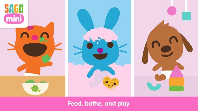 Sago Mini Babies screenshot-0