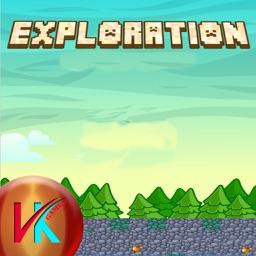 Exploration Destroy The Blocks