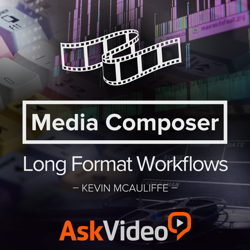 Long Form Tips For Media Composer