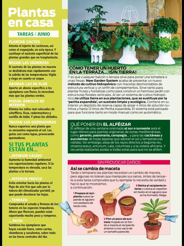 Mi Jardín Magazine On The App Store