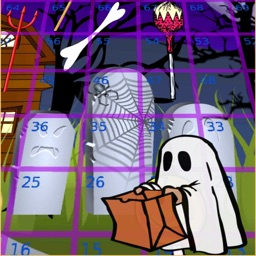 Halloween Trick or Treat board game