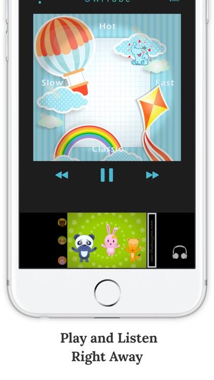 Children's Songs - Fun Kid Music Streaming Service