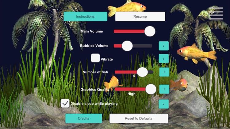 Fish Sim for Cats screenshot-3
