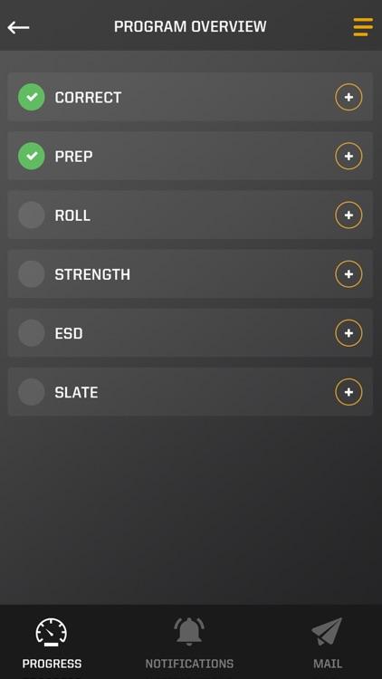 Training Slate