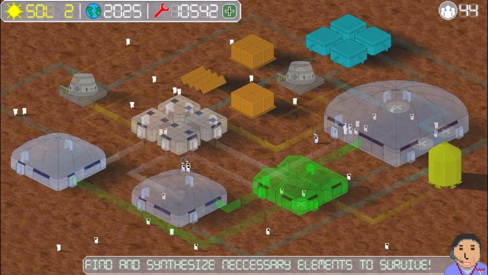 Mars Tycoon hack tool