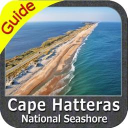 Cape Hatteras National Seashore - GPS Map Navigator