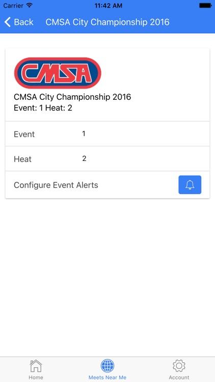 Heat Sheet - Virtual Clerk of Course
