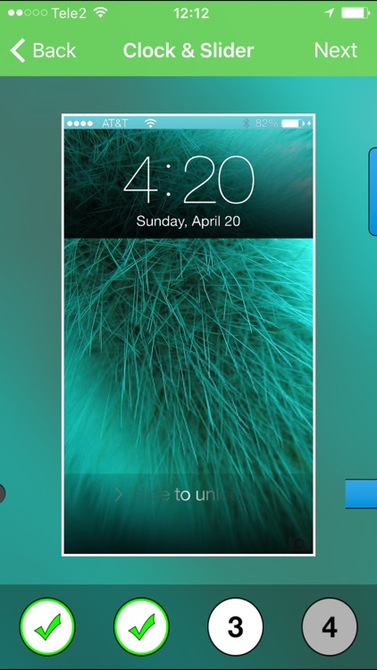 Lockscreen plus - Pimp your lock screen and backgrounds