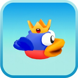 3D Flappy Wing Impossible Infinite City Flying- Adventure of a Cute Bird