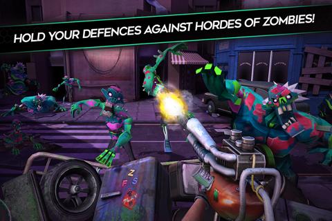 RIZE: Zombies screenshot 2