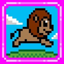Tiny Planet ・Animal Arcade hopper Endless Jump Shift
