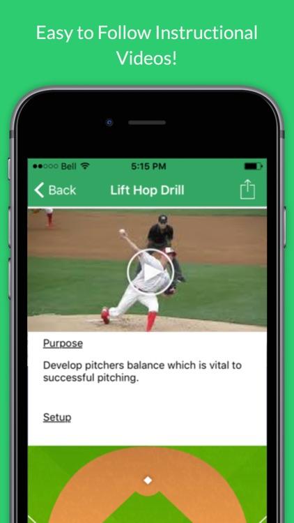 Baseball Pitching Drills & Mechanics