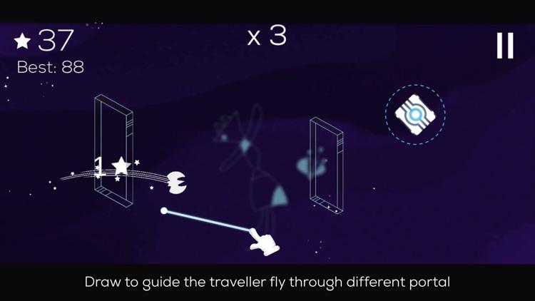 The Traveller – A Space Odyssey screenshot-0