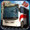リアルバスドライビングシミュレータ3Dは - あなたの輸送に街の乗客をピック&車線に慎重にドライブ