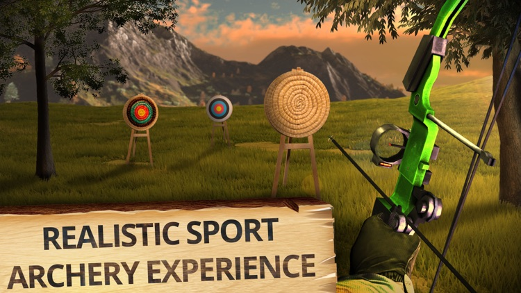 Archery Champion PRO (ADS FREE) 3D Bow Tournament Master, Sport Shooting Game