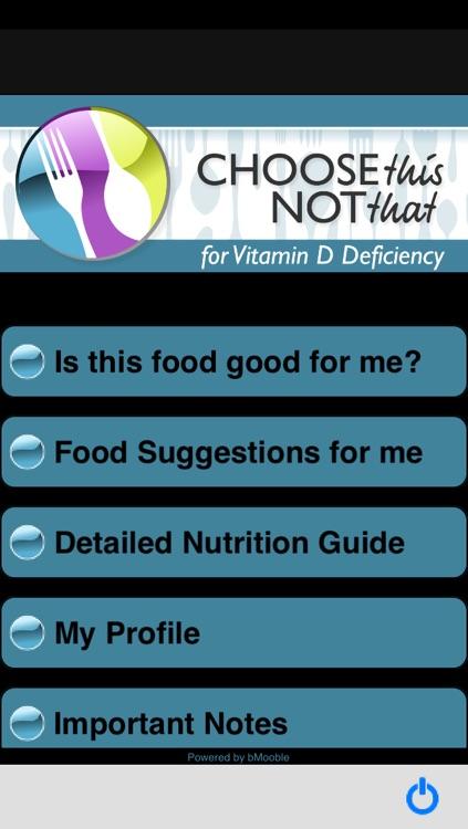Vitamin D Deficiency screenshot-3