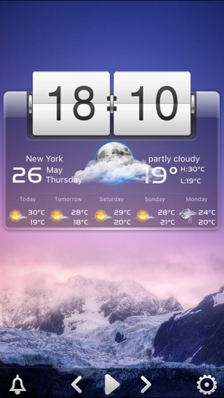 how to download weather app for blackberry