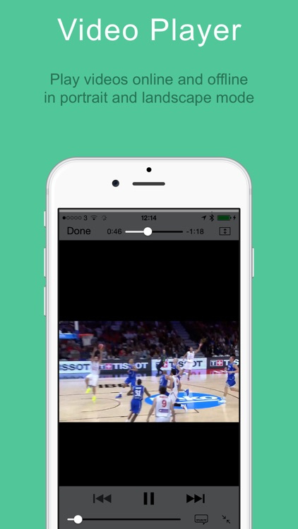 Video Player and  Document Manager PRO, Watch Videos Online and Offline screenshot-1