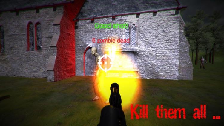 VR - Zombie Shooter screenshot-3