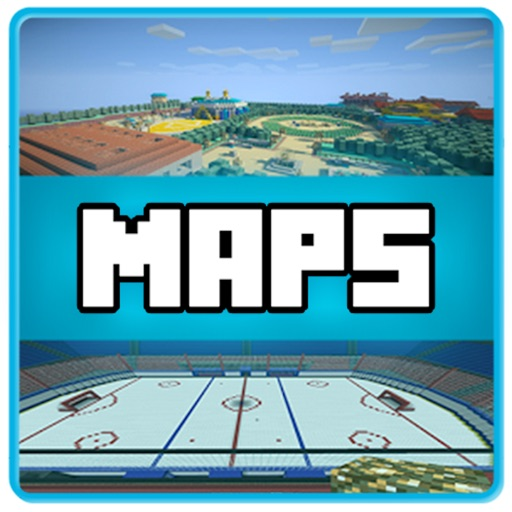 Download Maps for Minecraft PE ( Pocket Edition ) - Epic Map App for on