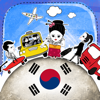 Korean Phrasi - Free Offline Phrasebook with Flashcards, Street Art and Voice of Native Speaker