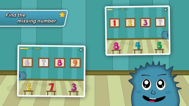 My Math Room: Preschool Numbers and Math for Kids screenshot-3
